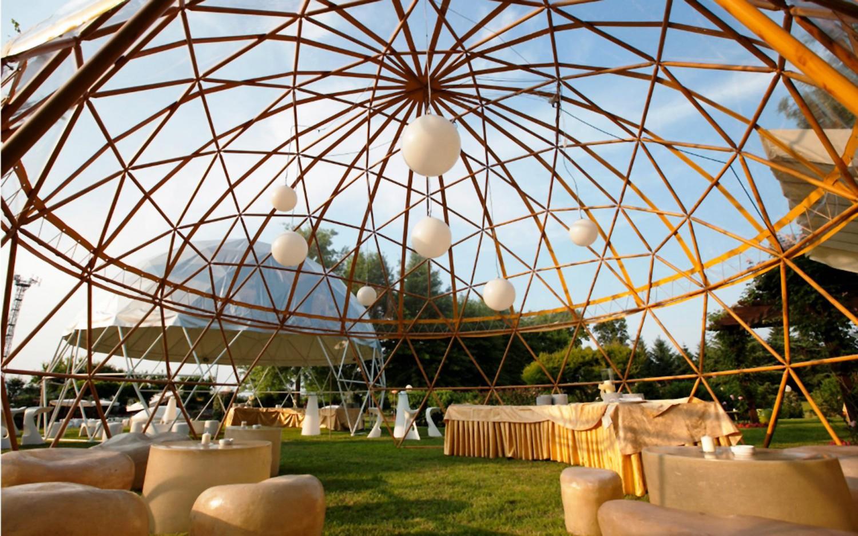 Cupole geodetiche 1 - MERO Italiana