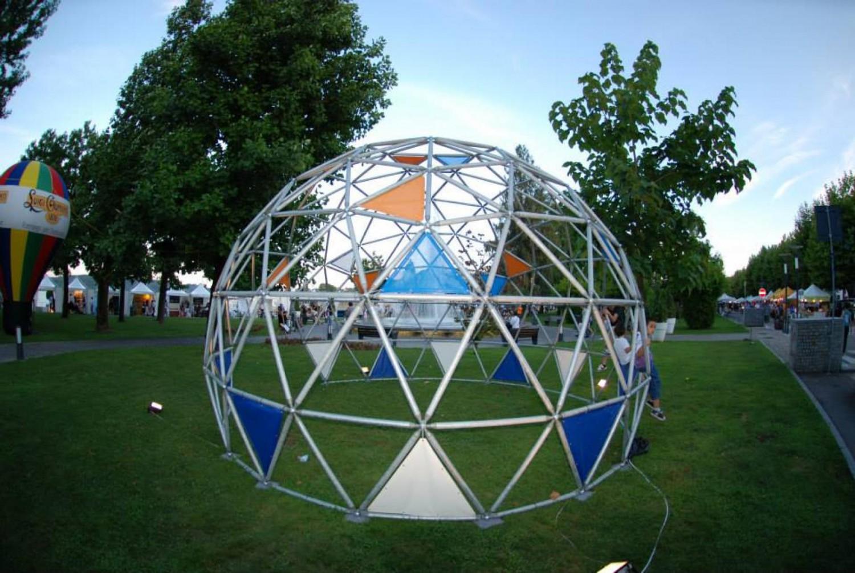 Cupole geodetiche 7 - MERO Italiana