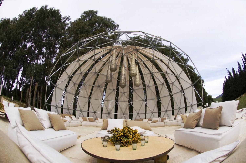Cupole geodetiche 9 - MERO Italiana