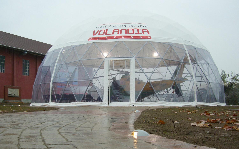 Cupole geodetiche 2 - MERO Italiana