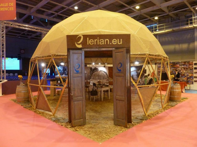 Cupole geodetiche 6 - MERO Italiana