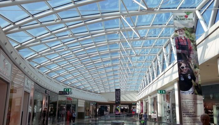 Centro commerciale Campania - Marcianise CE) - MERO Italiana