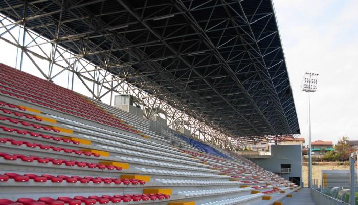 Stadio Comunale di Teramo - MERO Italiana