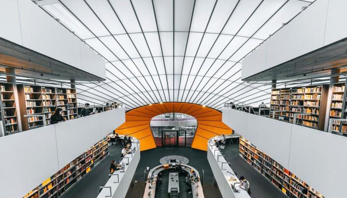 Biblioteca della Facoltà di Filosofia - Berlino - MERO Italiana