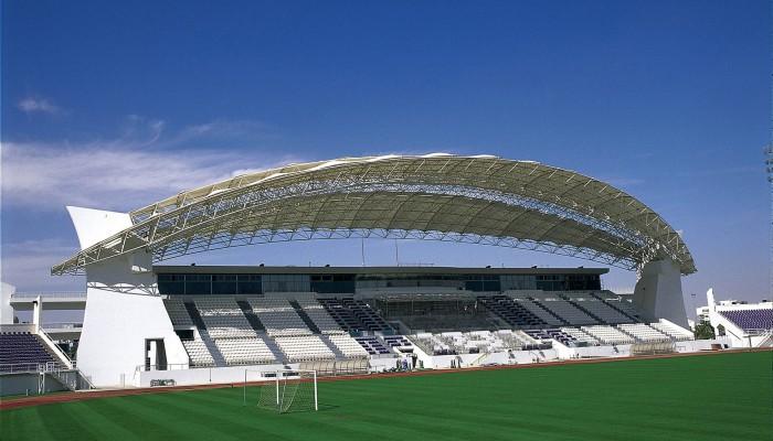 Khalifa bin Zayed Stadium - Abu Dhabi  - MERO Italiana