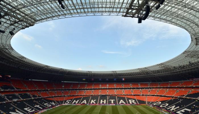 Donbass Arena - Donetsk (Ucraina) - MERO Italiana