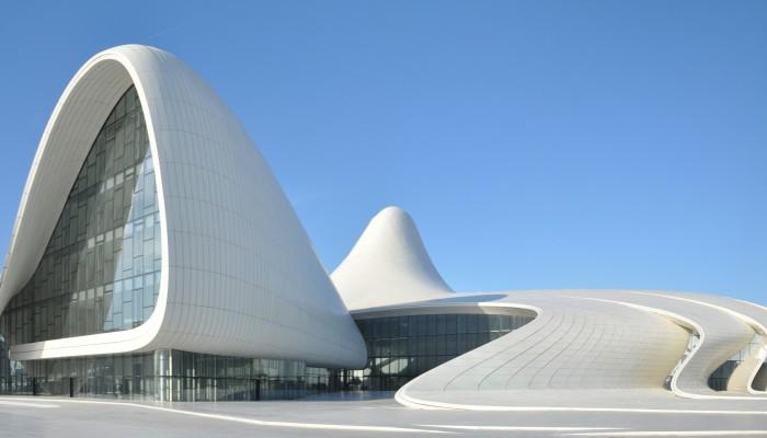 Heydar Aliyev Center - Baku - MERO Italiana