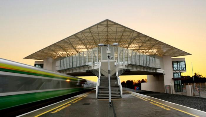 Stazione di Adamstown (Irlanda) - MERO Italiana