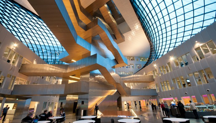 Nuovi Uffici Statoil - Oslo (Norvegia) - MERO Italiana