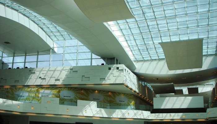 Centro commerciale The Avenues - Kuwait City - MERO Italiana