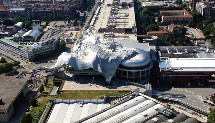 Centro Congressi Mi.Co. (Milano) - MERO Italiana