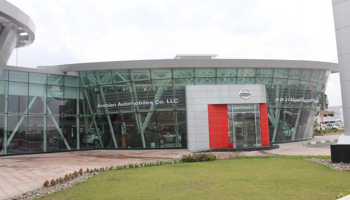 Concessionaria Nissan Renault AAC - Sharjah (UAE) - MERO Italiana