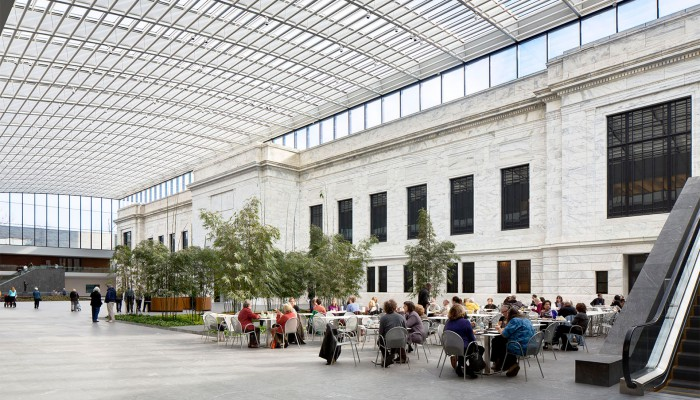 Cleveland Museum of Art - Cleveland (USA) - MERO Italiana
