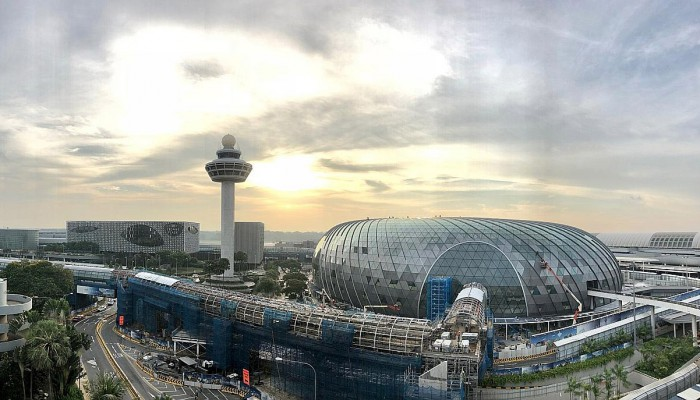 Changi jewel - Singapore - MERO Italiana