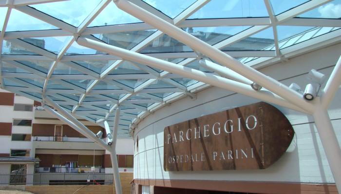 Parcheggio Parini - Aosta - MERO Italiana