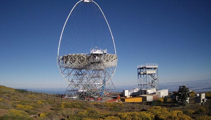 Magic Telescope - La Palma (Spagna) - MERO Italiana