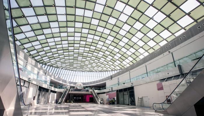 Doha Festival City shopping mall - MERO Italiana