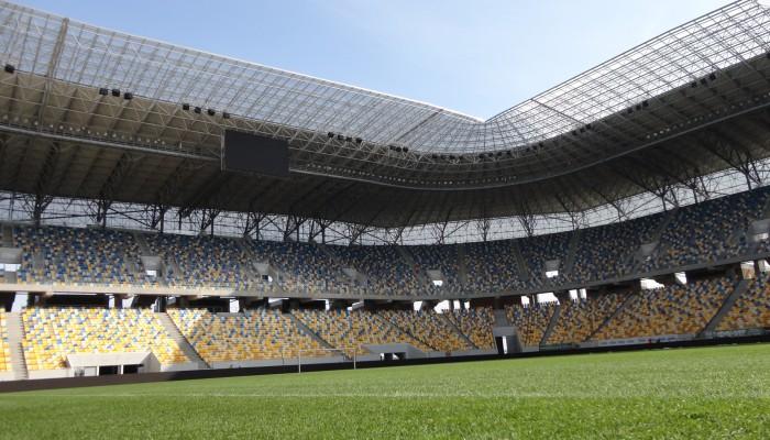 Lviv Arena - Lviv (Ucraina) - MERO Italiana