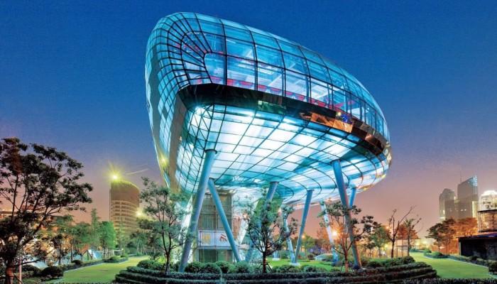 Shangai International Cruise Terminal - MERO Italiana