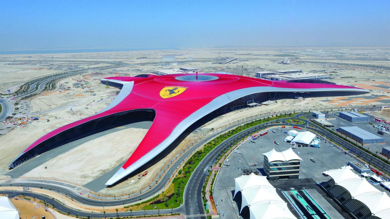 Ferrari World - Abu Dh...
